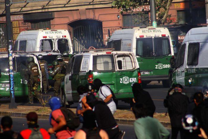 Estrategia del miedo de la UDI: abogado Zapata llama a no usar la violencia como excusa para rechazar el proceso constituyente