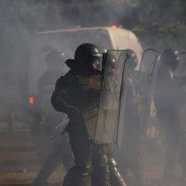 """Corte de Concepción acoge amparo contra carabinero que justificó agresión a manifestante argumentando """"pérdida temporal del razonamiento"""""""
