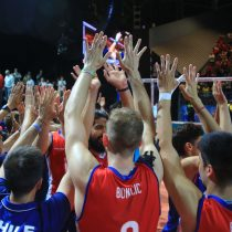 Voleibol: Chile despide su participación en el preolímpico con una victoria ante Colombia