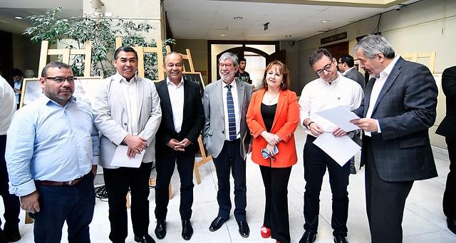 Desbordes se suma a proyecto de diputados opositores que amplía las sanciones y penas por delitos de colusión