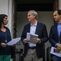 Como visita ilustre: ministra Rubilar recibió personalmente a José Antonio Kast en La Moneda tras inscripción de su partido