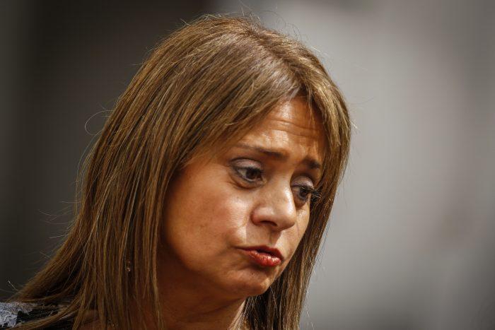 Bancada de diputados UDI entrega apoyo a Van Rysselberghe tras funa sufrida en el aeropuerto de Santiago