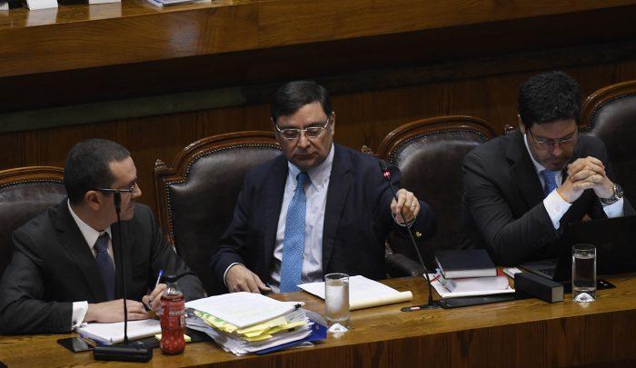 Las reacciones tras la aprobación de la acusación constitucional en contra del intendente Guevara