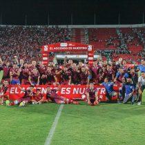 Ocho años de espera: Deportes La Serena vuelve a Primera División tras derrotar en penales a Deportes Temuco