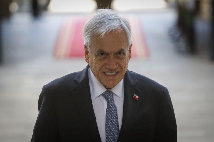 Piñera interrumpe sus vacaciones y se reúne con el gobierno regional en La Araucanía