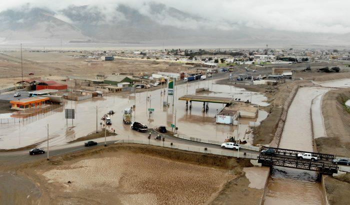 Precipitaciones en el norte: Onemi confirma que se encontró con vida a tres de los cinco desaparecidos en Atacama