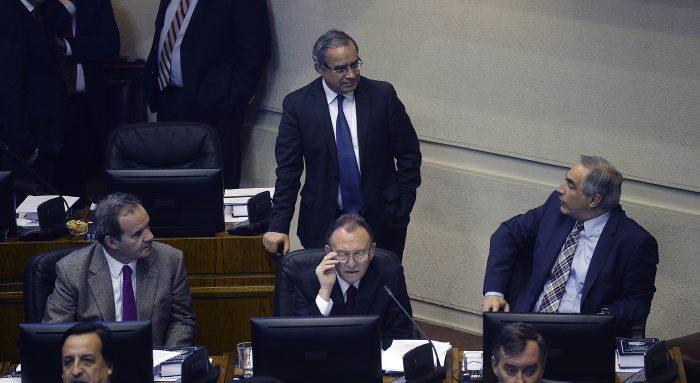 Se desligan de Ossandón: ocho senadores de RN anticipan su voto rechazando una nueva Constitución