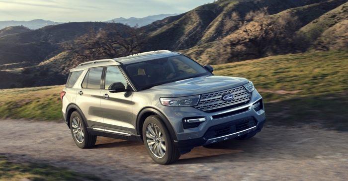 All New Explorer se corona como el Mejor SUV Crossover grande en Chile