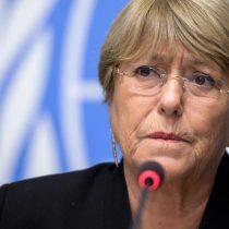 Horizonte Ciudadano aclara que Bachelet no dará declaraciones tras fallecimiento de su madre y que féretro nunca estuvo en su domicilio
