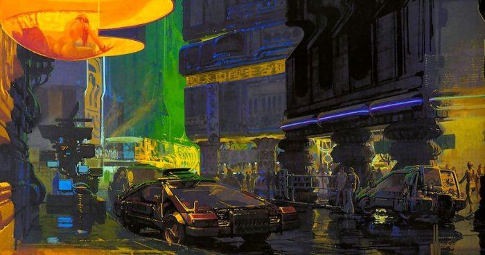 """Muere Syd Mead, el influyente artista conceptual de """"Blade Runner"""" y """"Aliens"""""""