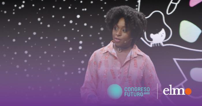 """El feminismo da el vamos a Congreso Futuro con charla de Chimamanda Ngozi Adichie: """"Hay que abrirse a conocer las otras historias"""""""