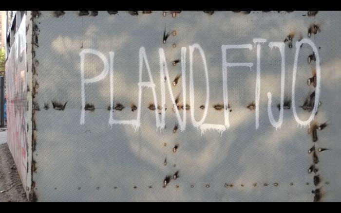 """""""Plano Fijo"""", el documental que retrata el estallido social"""