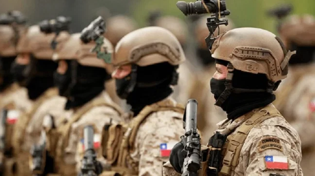La incomprensible cooperación militar de Chile en algunos países centroamericanos