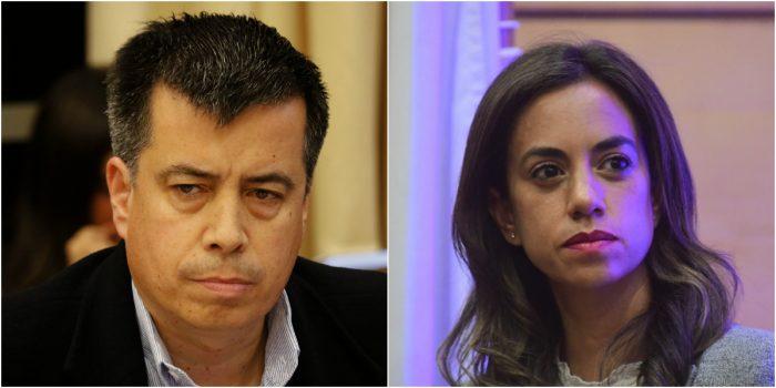 División en RN por elección de gobernadores: Diputado Celis apoya su suspensión y Paulina Núñez lo califica como