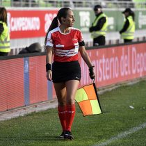 Cindy Nahuelcoy y Loreto Toloza serán las primeras mujeres miembros del cuerpo de arbitraje para la Primera División masculina