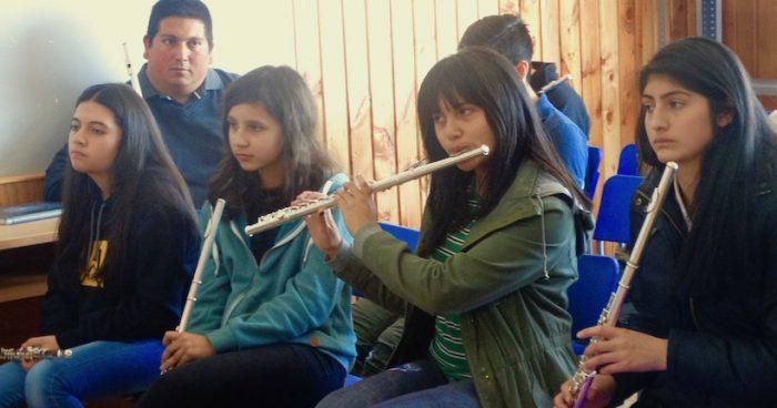 En Enero del 2020 comienza la octava versión de la Academia de la Flauta Chiloé en Ancud