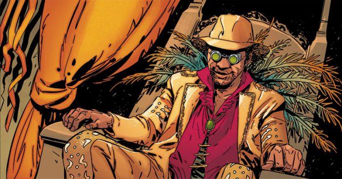 Dibujante de Marvel y guionista chileno adelantan el futuro de Latinoamérica en nuevo cómic policial