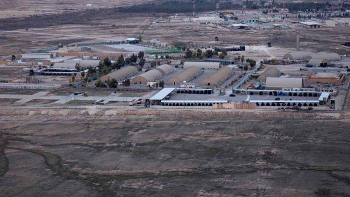 Televisión estatal iraní afirma que murieron 80 soldados estadounidenses durante ataque a base militar en Irak