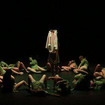 """""""Estallido Stravinsky"""" de compañía de danza I.D.E. en Centro Experimental Perrera Arte"""