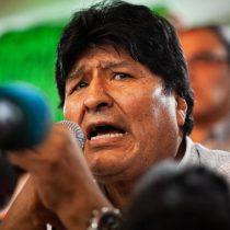 Partido de Evo Morales le plantea que se presente a diputado o senador