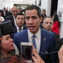 """Buscando al """"presidente encargado"""""""