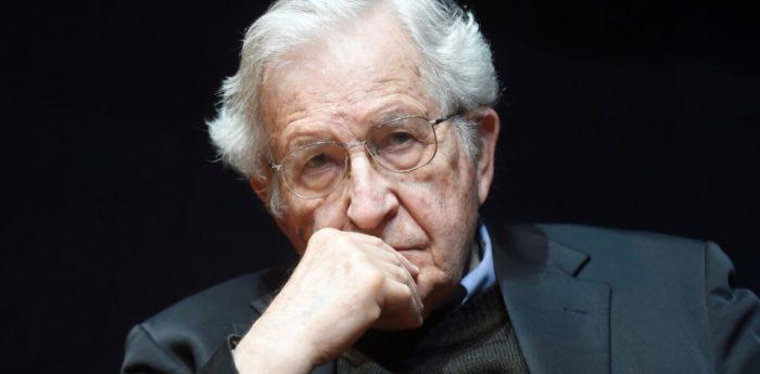 """Noam Chomsky: """"De Trump podemos esperar una catástrofe indescriptible"""""""