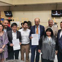 Bancada de diputados PS presenta proyecto de ley para asegurar transporte público gratuito en plebiscito