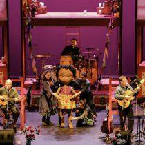 """Música y marionetas: Inti Illimani Histórico y La Mona Ilustre reestrenan concierto teatral """"Malè"""" en función gratuita"""