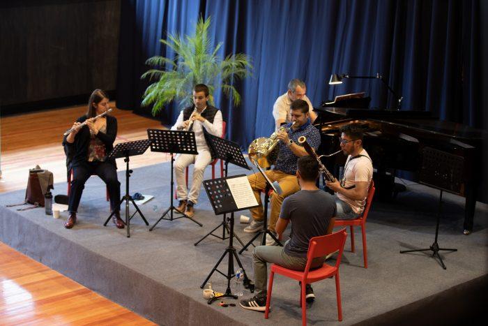 Festival de música de Portillo impulsa carreras de jóvenes instrumentistas