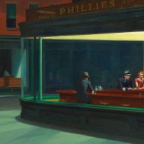 """Cita de libros: """"Hopper"""" de Mark Strand, la belleza del silencio"""