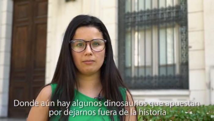 Semana Clave: Frente Poderosas interpela al Senado por paridad de género a través de campaña en redes sociales
