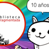 Biblioteca fragmentada: 10 años compartiendo lecturas feministas y sexodisidentes en la red