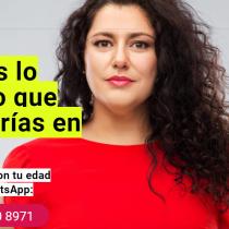 """""""Nuestra Voz"""": agrupación busca recoger las peticiones de chilenas para mejorar el país a través de inteligencia artificial"""
