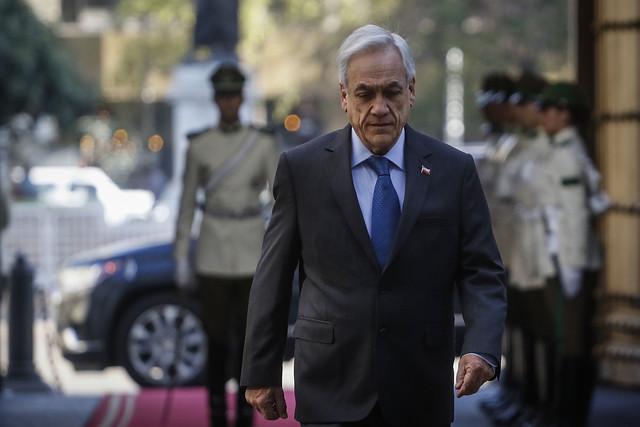 La maldición del 10%: Piñera nuevamente cae a su mínimo histórico en la encuestaCadem