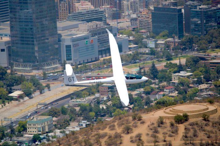 Estrecha competencia por alcanzar un cupo a la final mundial de planeadores