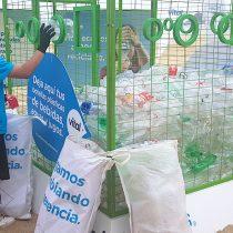 Desafío verano: recuperar y reciclar 12 toneladas de botellas plásticas de las playas