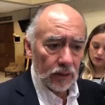 """Iván Flores rechaza ingreso de representantes de primera línea a la sede del Congreso: """"Alguien tiene que hacerse responsable"""""""