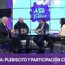 Participación ciudadana en el plebiscito por una nueva Constitución