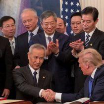 Coronavirus abre interrogantes sobre acuerdo comercial China-EE.UU.