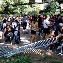 Incidentes focalizados en varias sedes marcan el nuevo proceso de rendición de la PSU 2020