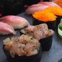 Sushi de playa, la nueva apuesta de Casa Las Cujas y cerveza Corona