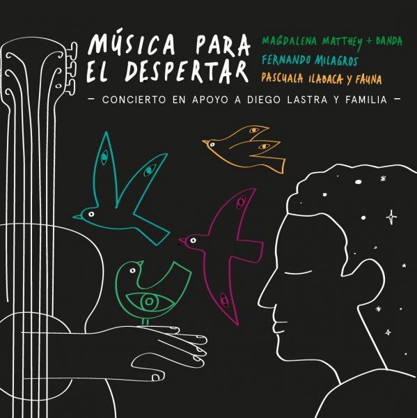 Pascuala Ilabaca y Fauna, Magdalena Matthey y Fernando Milagros en GAM