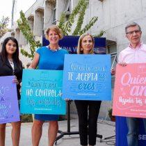 """""""Amar sin violencia"""": la nueva campaña preventiva de verano del Ministerio de la Mujer"""