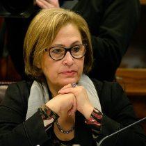 Adriana Muñoz, la potencial nueva presidenta del Senado, entregó sus lineamientos de acción en caso de asumir en marzo