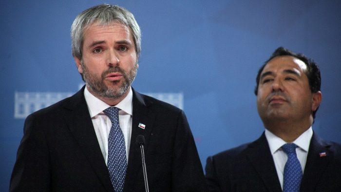 El dolor de cabeza de la PSU: dardos internos en el Gobierno apuntan a Blumel y Galli