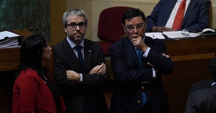 La Moneda aun respira: Gobierno pondrá todas las fichas en el Senado para que no prospere acusación contra Guevara