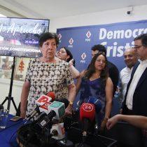 """El llamado de Carmen Frei a la unidad opositora para el plebiscito: """"Seamos capaces de trabajar todos juntos"""""""
