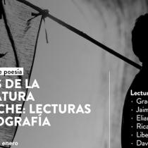 """Encuentro gratuito de poesía """"Voces de la Literatura mapuche. Lecturas y fotografías"""" en Centro Cultural de España"""