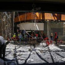 Directora del Centro Arte Alameda presentó querella por incendio e insiste en que siniestro se generó por bombas lacrimógenas