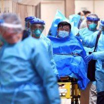 Cifra de muertos por coronavirus en China asciende a 56